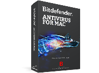 Антивирус BITDEFENDER Antivirus for Mac 1 year 1 user (черный)