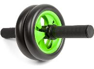 Колесо для пресса MADWAVE M1393 02 0 00W Exercise wheel with stopper