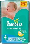 Подгузники PAMPERS GP 4+ Maxi Plus 9-16 kg