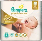 Подгузники PAMPERS Premium Care Nr2