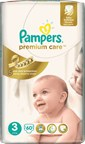 Подгузники PAMPERS Premium Care Nr3