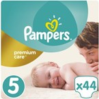 Подгузники PAMPERS Premium Care Nr5