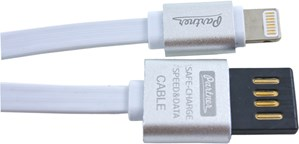 Кабель USB PARTNER USB 2.0 - APPLE IPHONE/IPOD/IPAD 8PIN, 1M, 2.1A