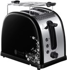 Тостер RUSSELL HOBBS 18625-56/RH Jewels Ruby Red Toaster