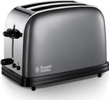 Тостер RUSSELL HOBBS 18954-56/RH Colours Range Toaster - Grey