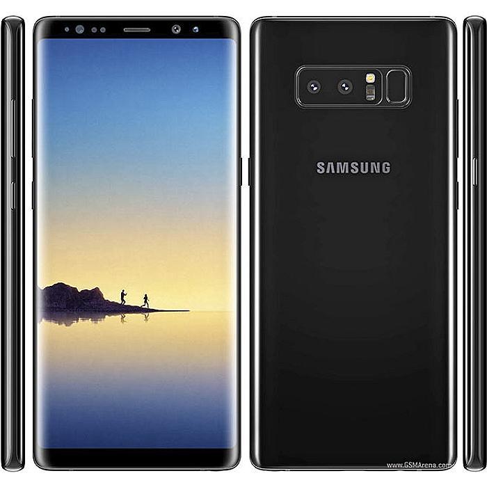 8 N950 Galaxy 256gb Samsung Note