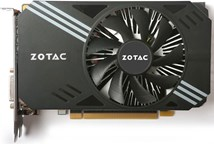 Видеокарта ZOTAC GeForce GTX 1060 3GB DDR5