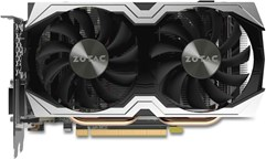 Видеокарта ZOTAC GeForce GTX 1070 Mini 8GB DDR5